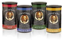 Thomas Coopers Premium Series Beer Kits
