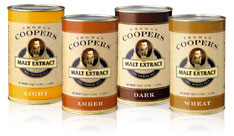 Coopers Brewery Unhopped Malt Extract